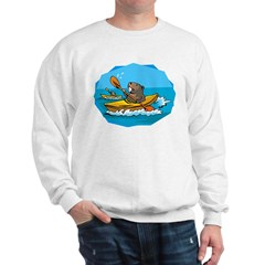 Kayak Beaver Sweatshirt