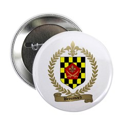 BROUSSARD Family Crest Button