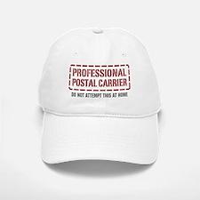 Professional Postal Carrier Baseball Baseball Cap