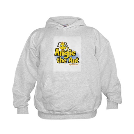 Angie The Ant Kids Hoodie
