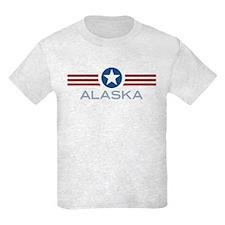 Star Stripes Alaska T-Shirt