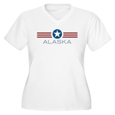 Star Stripes Alaska T-Shirt