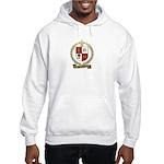 BUSSIERE Family Crest Hooded Sweatshirt