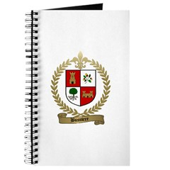 BUSSIERE Family Crest Journal