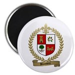 BUSSIERE Family Crest Magnet