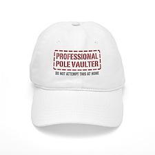 Professional Pole Vaulter Baseball Cap