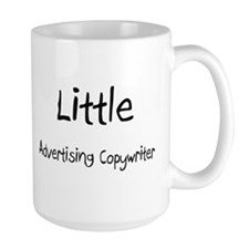 Little Advertising Copywriter Mug