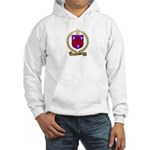 CAISSIE Family Crest Hooded Sweatshirt