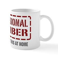Professional Plumber Mug