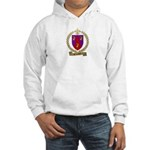 CAISSY Family Crest Hooded Sweatshirt