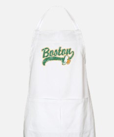 Boston Irish BBQ Apron