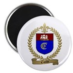 CANTIN Family Crest Magnet