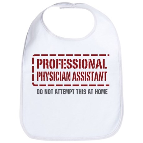 Professional Physician Assistant Bib