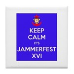 Jammerfest Tile Coaster