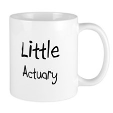 Little Actuary Mug