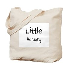 Little Actuary Tote Bag