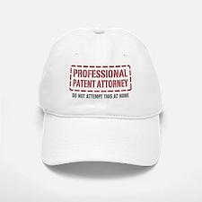 Professional Patent Attorney Baseball Baseball Cap