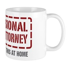 Professional Patent Attorney Mug