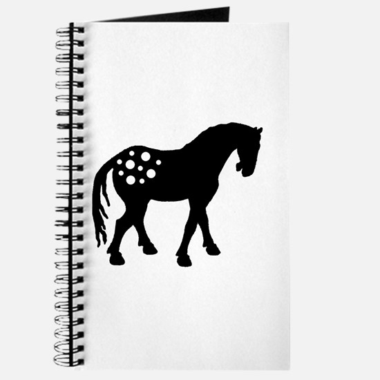 Cute Appaloosa Journal