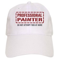 Professional Painter Baseball Baseball Cap