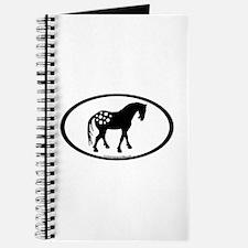 Cute Appy Oval Journal