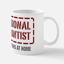 Professional Orthodontist Mug