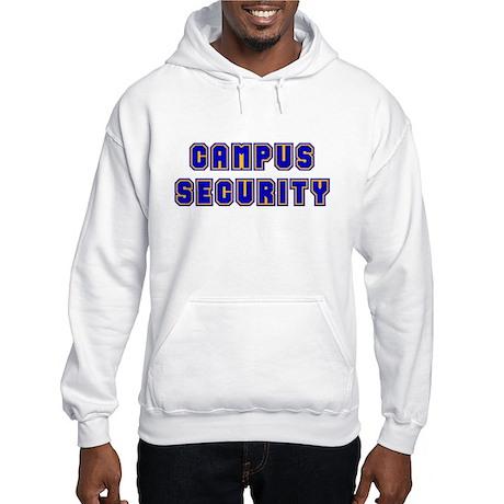 Campus security Hooded Sweatshirt