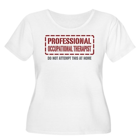 Professional Occupational Therapist Women's Plus S