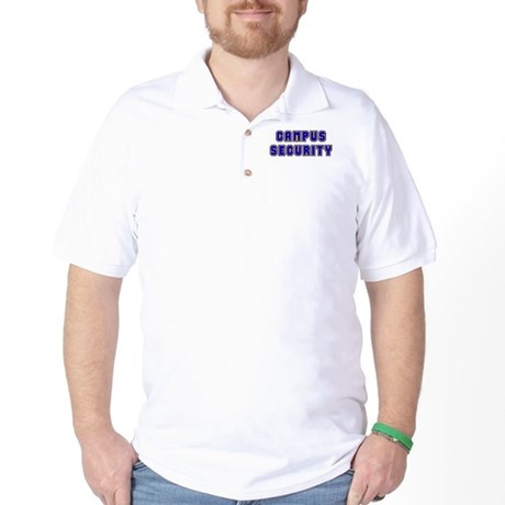 Campus security Golf Shirt