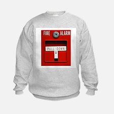 FIRE ALARM Sweatshirt
