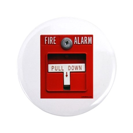"FIRE ALARM 3.5"" Button"