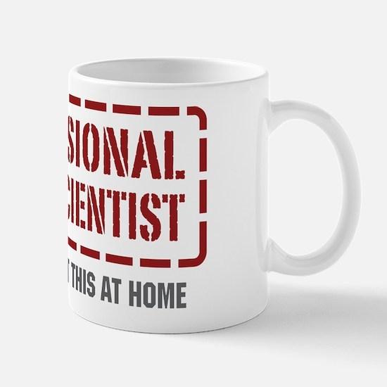 Professional Neuroscientist Mug