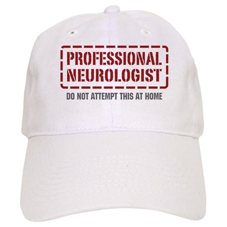 Professional Neurologist Cap