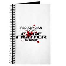 Pediatrcian Cage Fighter by Night Journal