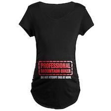 Professional Mountain Biker T-Shirt