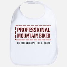 Professional Mountain Biker Bib