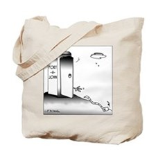 Port-a-John & TP Tote Bag