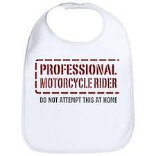 Professional Motorcycle Rider Bib