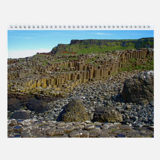 Scenes of Ireland Wall Calendar