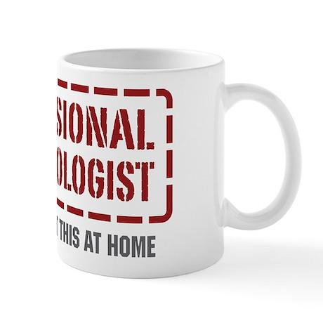 Professional Microbiologist Mug