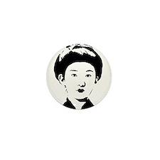 Geisha Mini Button (10 pack)