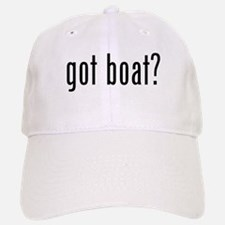 got boat? Baseball Baseball Cap