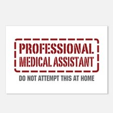 Professional Medical Assistant Postcards (Package