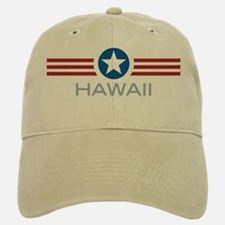 Star Stripes Hawaii Baseball Baseball Cap