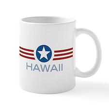 Star Stripes Hawaii Mug