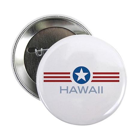 "Star Stripes Hawaii 2.25"" Button (100 pack)"