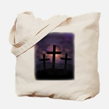 Funny Calvary Tote Bag