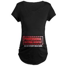 Professional Material Scientist T-Shirt