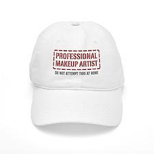 Professional Makeup Artist Baseball Cap
