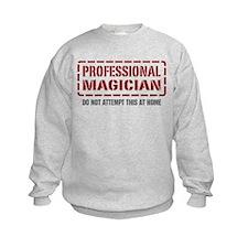 Professional Magician Sweatshirt